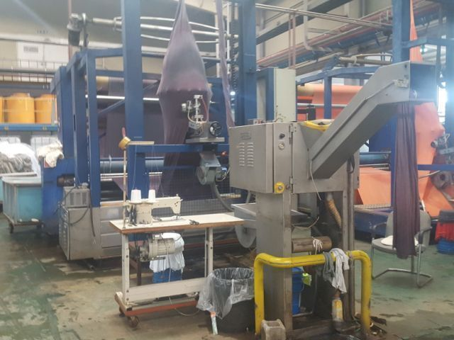 Bianco slitter opener and padder year 2000